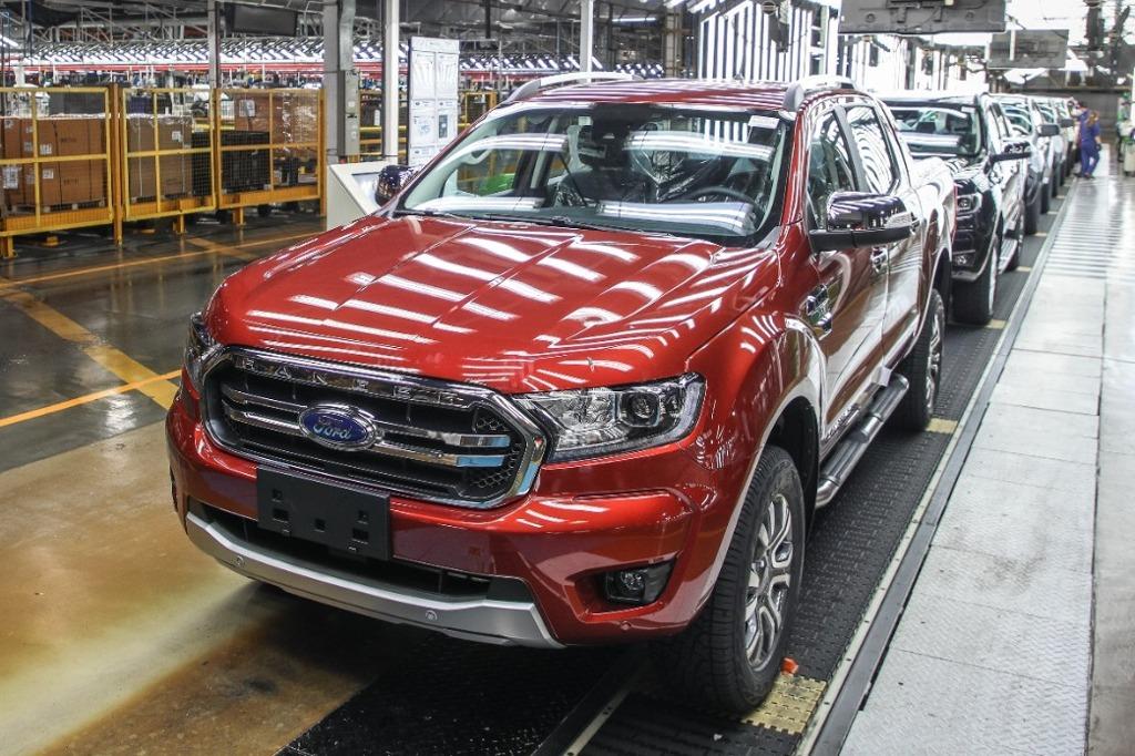 Ford festeja los 60 años de su planta de Pacheco