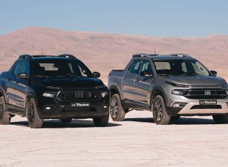 Fiat lanza la renovada Toro en la Argentina