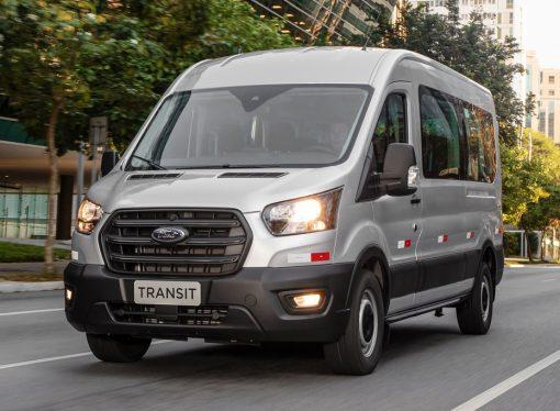 La Ford Transit uruguaya debuta en Brasil y ya la esperamos acá