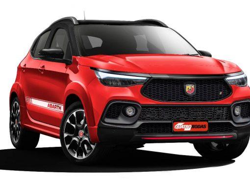 El Fiat Pulse tendrá una versión Abarth 1.3 turbo