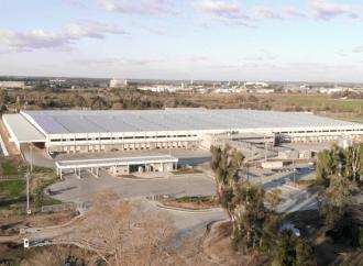 Volkswagen inauguró su nuevo centro logístico