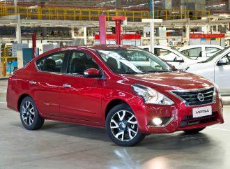 El Nissan V-Drive deja de ser producido en Brasil (y dice adiós acá)