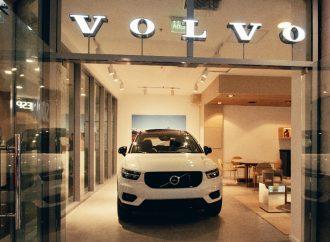 Volvo inauguró su primer Concept Store