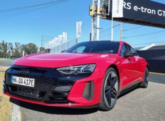 Audi lanzará en Argentina el e-tron GT en 2022