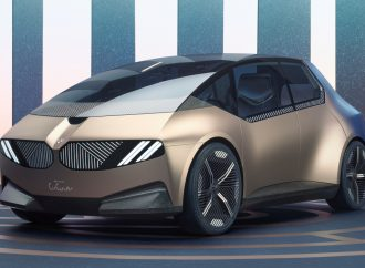 BMW anticipa un modelo urbano altamente recicable