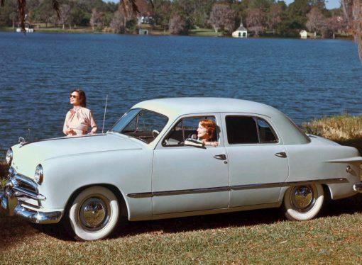 Ford deja de vender sedanes en Estados Unidos tras más de 70 años