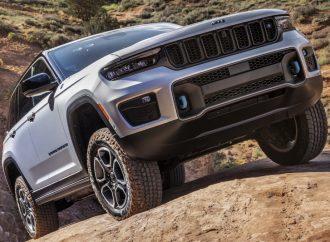 Jeep muestra la versión corta de la nueva Grand Cherokee