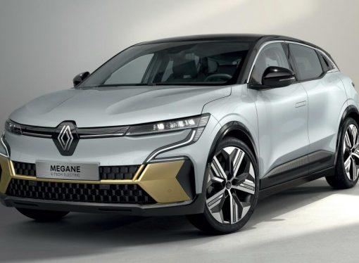 Así es la quinta generación del Renault Mégane