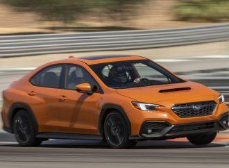 Subaru muestra la nueva generación del WRX