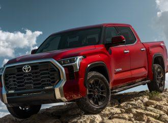Hilux XXL: Toyota muestra la nueva Tundra en Estados Unidos