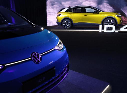 Volkswagen ya expone los ID.3 e ID.4 en la Argentina