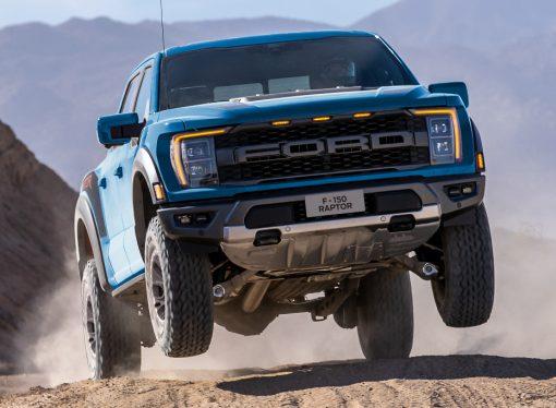 Ford lanza la nueva F-150 Raptor en la Argentina