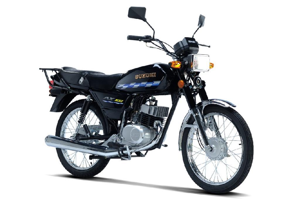 Suzuki ya produce y vende motos de la mano de La Emilia