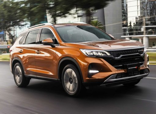El Dodge Journey regresa como el clon de un SUV chino
