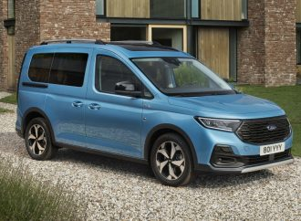 Ford Tourneo Connect, primer fruto del acuerdo con VW
