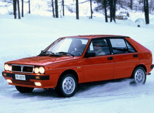 """El Lancia Delta regresará como un eléctrico """"apasionante"""""""