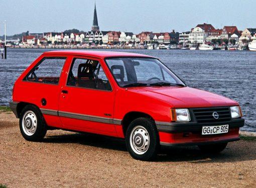Los Chevrolet/Opel Corsa que no tuvimos