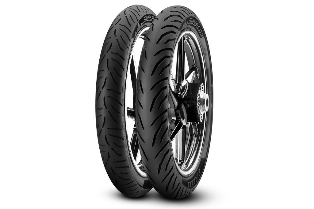 Pirelli inaugura en la Argentina la producción de neumáticos para motos