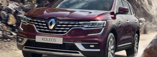 Renault lanza una nueva actualización del Koleos